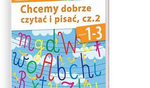 Chcemy dobrze czytać i pisać kl.1-3 cz.2