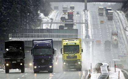 Korki przed autostradowymi bramkami stały się normą