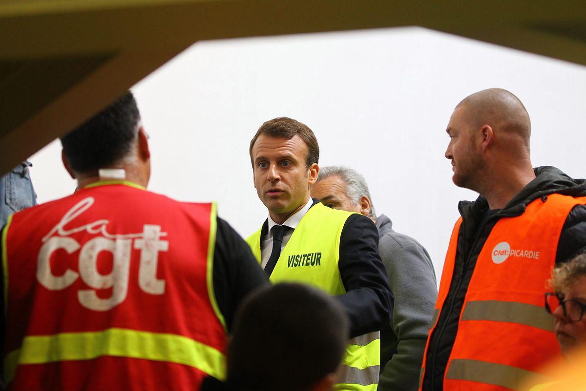 """Macron nie chce być """"prezydentem bogaczy"""". Polacy też zapłacą za miejsca pracy dla Francuzów"""