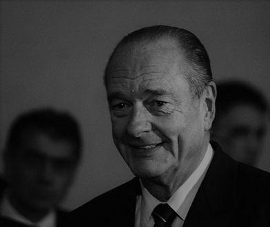 Jacques Chirac nie żyje.