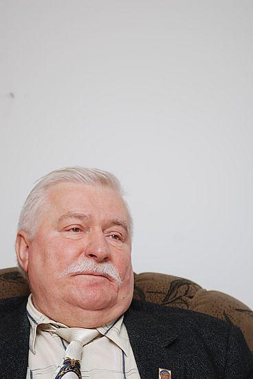 Wałęsa odmawia przyjęcia litewskiego odznaczenia