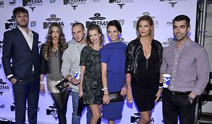 Celebryci na MTV EMA Pre-Party