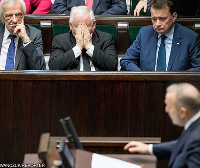 Sławomir Sierakowski: Dobra zamiana w sondażach. Chcieliście Tuska, to go macie!