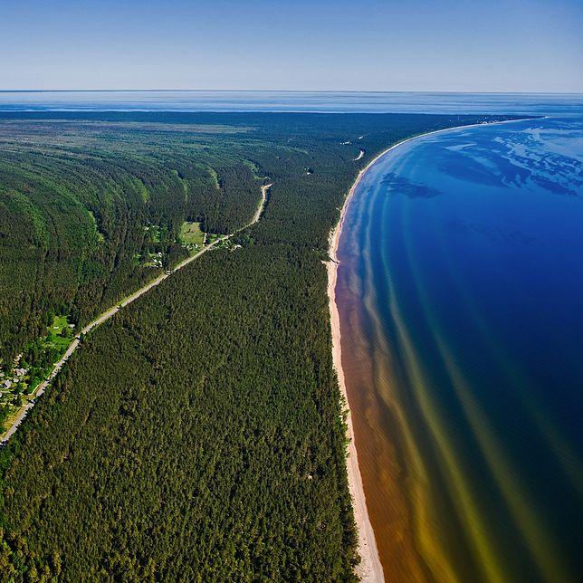 Broń chemiczna w Bałtyku. Zło, które czai się na dnie morza