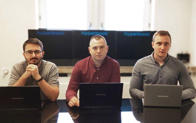 """Hyperbook: """"Jesteśmy Polakami. Warto nam zaufać"""". Rozmawialiśmy z producentami polskich laptopów"""