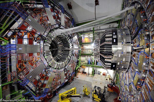 FASER – nowy eksperyment w CERN. Bierze w nim udział naukowiec z Polski
