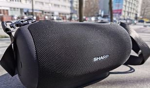 Imprezowy głośnik od Sharp. Recenzja modelu GX-BT480