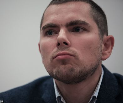 """Piotr Zychowicz, historyk, autor """"Skaz na pancerzach"""""""