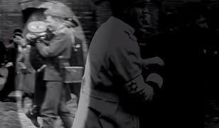 """Kadr z filmu dokumentalnego """"A Film Unfinished"""""""