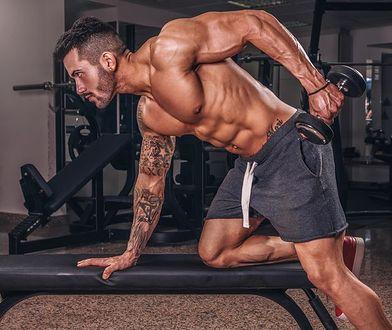 Mezomorfik - budowa ciała. Dieta i trening mezomorfika