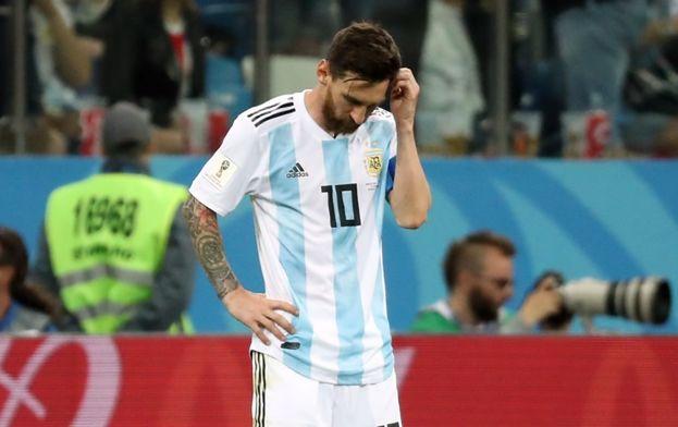 Argentyńczycy UPOKORZENI! Zupełnie bezradny Messi!