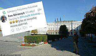 Wpadka Kancelarii Prezydenta. Kontrowersyjny tweet na jej profilu