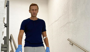 Aleksiej Nawalny: mój stan znacznie się poprawił. Mówi o zaskoczeniu lekarzy