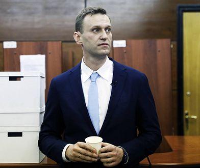 Aleksiej Nawalny. Rosja wprowadza sankcje wobec Niemiec i Francji