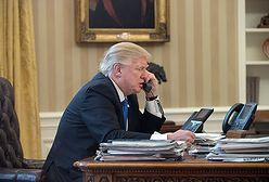 Burzliwa rozmowa Donalda Trumpa z australijskim premierem. Zakończyło się rzuceniem słuchawką