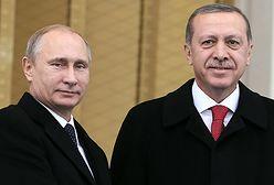 """Władimir Putin zadzwonił do prezydenta Turcji Recepa Tayyipa Erdogana. Życzył """"szybkiego powrotu stabilności"""""""