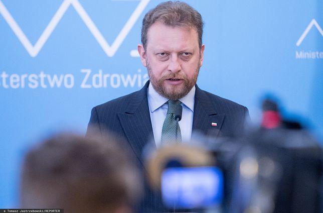 Konf. prasowa Ministra Zdrowia L. Szumowskiego i ministra M. Dworczyka o sytuacji epidemicznej w Polsce