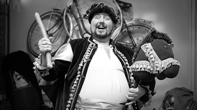 Dariusz Gnatowski jako Arnold Boczek