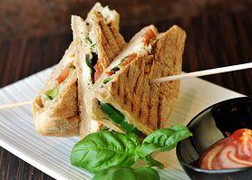 Tęczowe tosty serowe - hit internetu