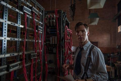 Benedict Cumberbatch fot. Black Bear Pictures
