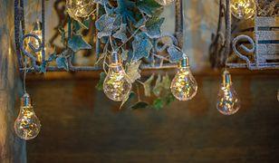 W okresie świątecznym nie może u ciebie zabraknąć nowoczesnych girland oświetleniowych.