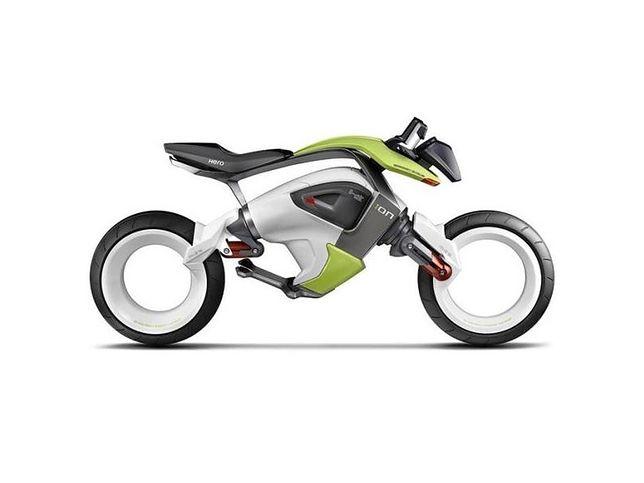 Koncepcyjny motocykl Hero to dowód na to, że marka ma ambitne plany.