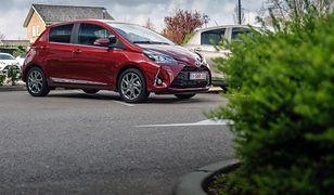 Nowa Toyota Yaris (2017)