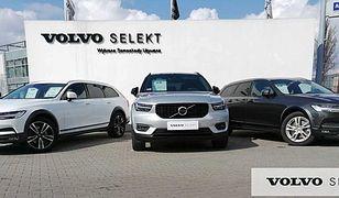Volvo Selekt – samochód używany z salonu
