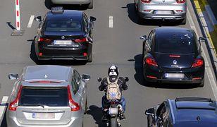 Przesiadka na motocykl to dobry pomysł w mieście.