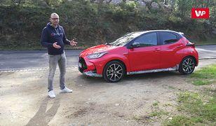 Toyota Yaris IV (2020) - pierwsza jazda nowym wcieleniem miejskiej toyoty