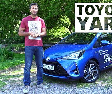 Toyota Yaris 1.5 Hybrid 100 KM, 2017 - test AutoCentrum.pl #341