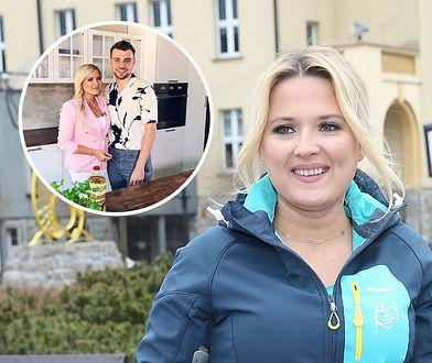 Gosia Andrzejewicz gotowała kurczaka w kremowym sosie
