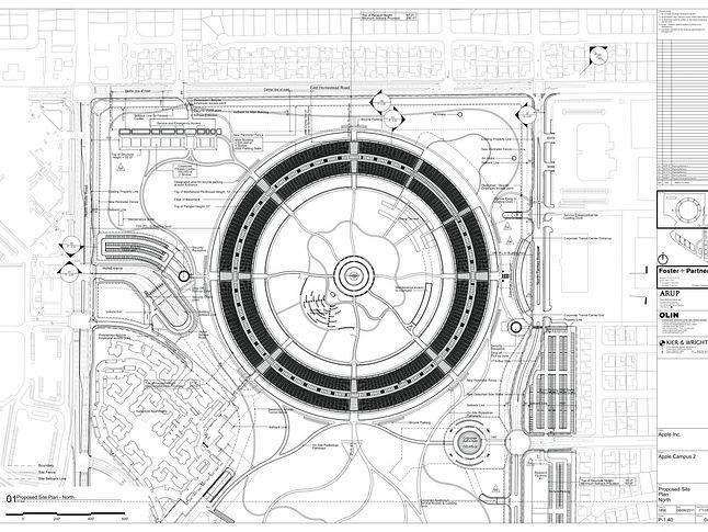 Plan Apple Park