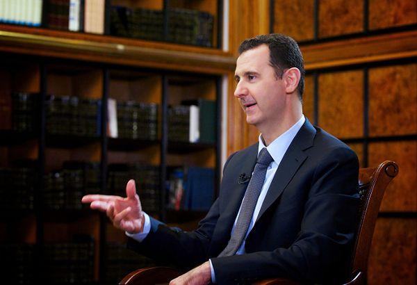 Baszar al-Asad: Syria ma broń chemiczną i chce ją zniszczyć