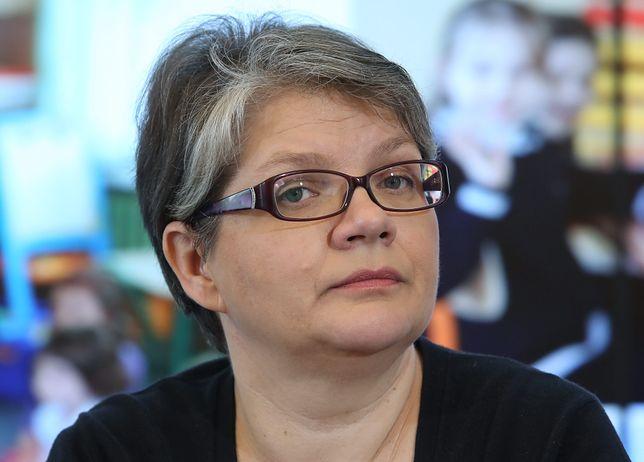 """Dorota Zawadzka """"Superniania"""" o nastolatkach w Sejmie: przeraziła mnie zajadłość tych dzieci"""