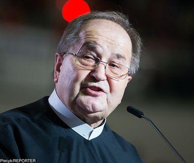 Ojciec Tadeusz Rydzyk wskazał kandydatów, na których trzeba głosować.