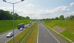 Odcinek od węzła Kostomłoty do węzła Pietrzykowice to w tej chwili najbardziej niebezpieczny fragment trasy A4