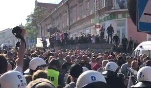 Marsz Równości w Lublinie. Kontrmanifestanci ścierali się z policją
