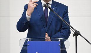 """Wojewoda lubelski Przemysław Czarnek uważa, że """"tęczowy pochód i tak się nie przyjmie"""""""