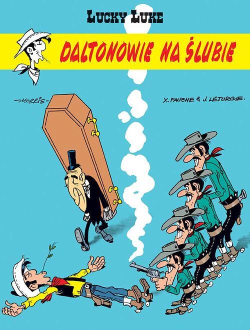 """""""Lucky Luke: Daltonowie na ślubie"""""""