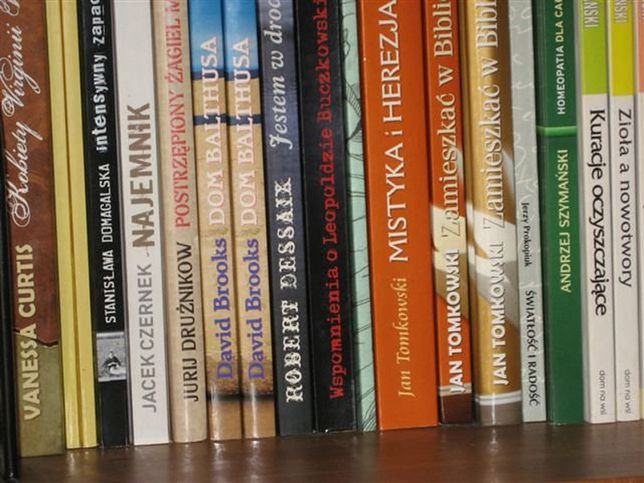 Wydawnictwo Dom na Wsi posiada szeroką pod względem gatunkowym ofertę książek