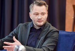 Jarosław Kuźniar chwalił się, że odmówił TVP. Stacja przedstawiła swoją wersję