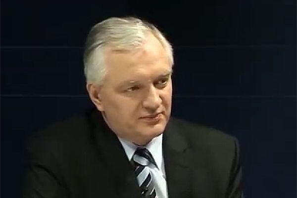 Jarosław Gowin: nigdy nie było przyjaźni między mną a Donaldem Tuskiem