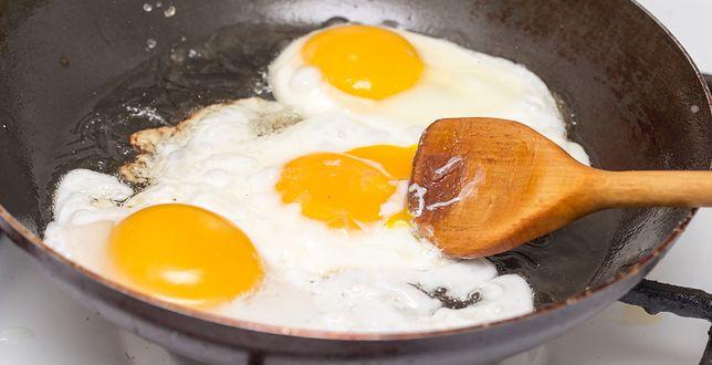 Perfekcyjne jajko sadzone