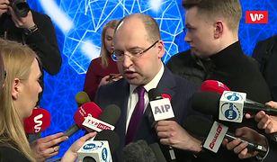 Wybory prezydenckie 2020. Adam Bielan: Andrzeja Dudę nie trzeba uczyć jak rozmawiać z ludźmi