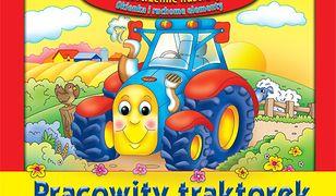 Pracowity traktorek