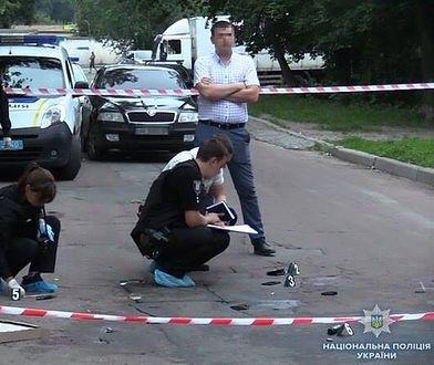 """Polak postrzelony przez policję w Kijowie. """"Wcześniej zabił"""""""