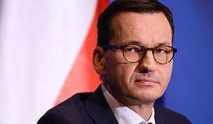 Mateusz Morawiecki nie rozumie argumentacji Komisji Europejskiej