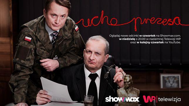 """Trzeci sezon """"Ucha Prezesa"""" w Showmax już 15 marca. W naziemnej Telewizji WP 18 marca"""