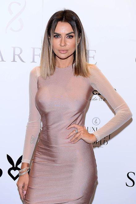Natalia Siwiec często nosi makijaż w neutralnych kolorach